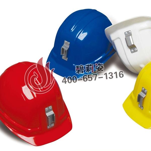 安全帽颜色的含义。